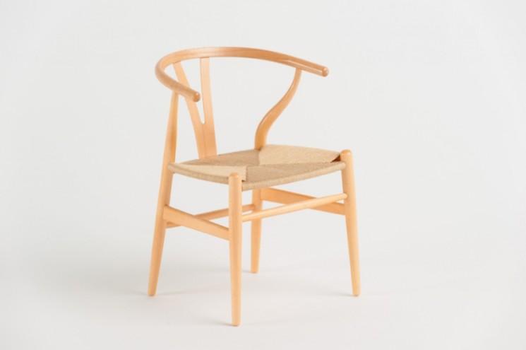 1949 Wish Bone Chair. Photo: Dominic French.