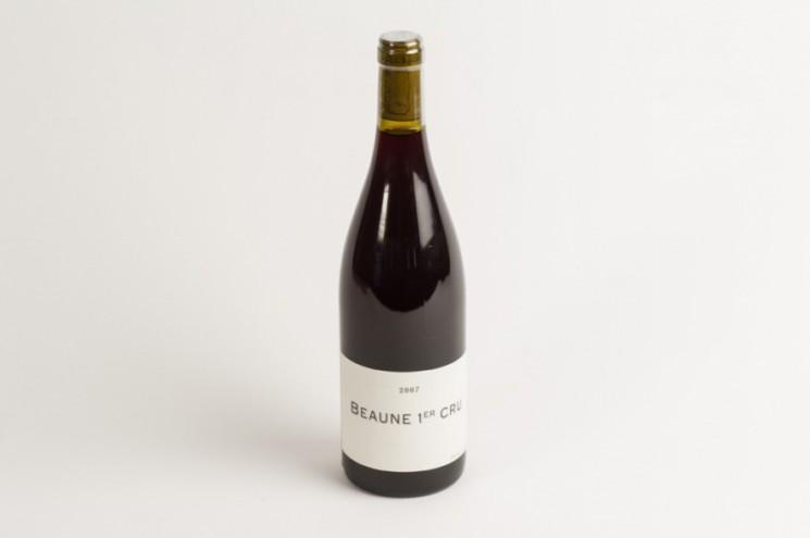 Good Bottle of 2012 Burgundy. Photo: Dominic French.