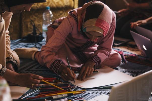 Design Explore - Morocco.