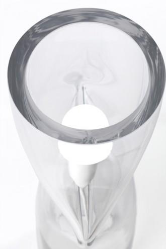Press Lamp by Nendo.