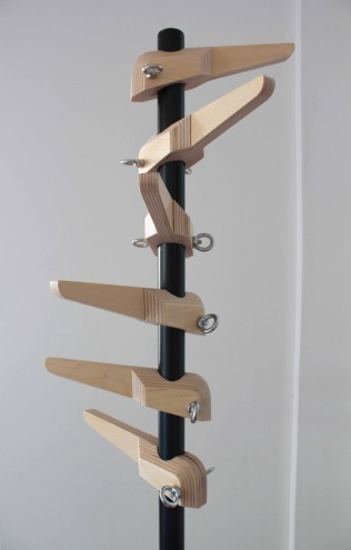 Clothes Pole by Jasper Eales Original.