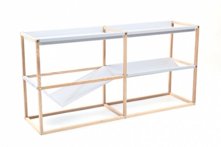 Shelf by Jan Douglas.
