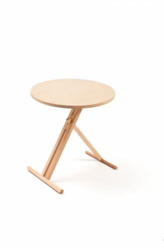 Table by Jan Douglas.