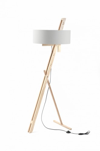 Standing lamp by Jan Douglas for Mr Price Home CoLab.