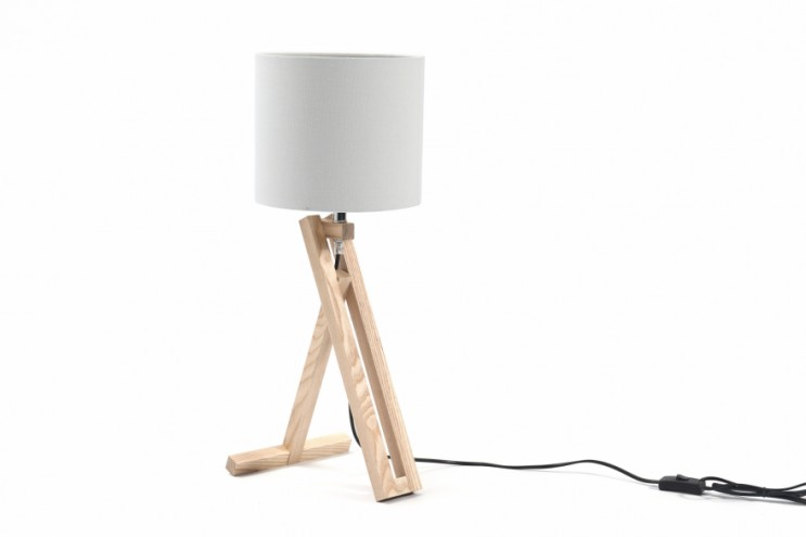 Table lamp by Jan Douglas for Mr Price Home CoLab.