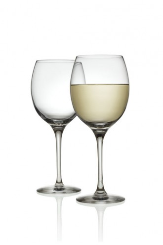 """""""Mami XL"""" glassware collection by Stefano Giovannoni."""