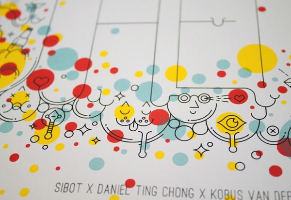Bacardi x Together by Daniel Ting Chong.