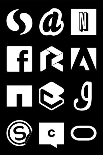 AIGA InsideOut poster by John Rushworth.
