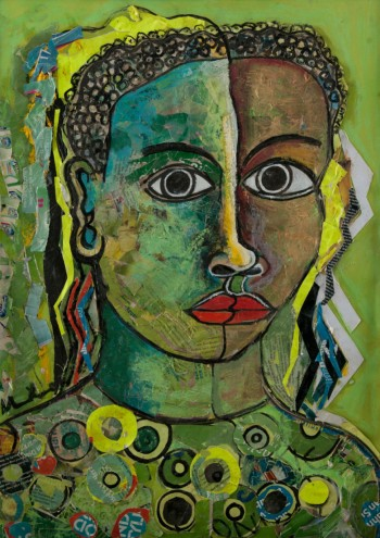 Geoffrey Mukasa (Ugandan, 1954–2009) 