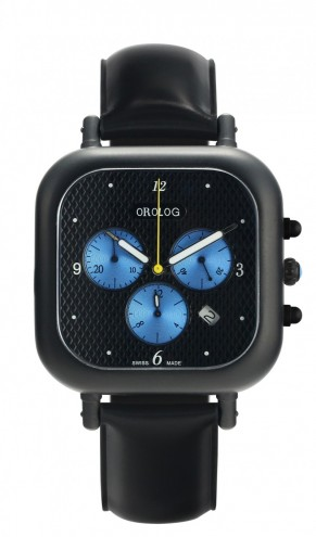 Orolog watch collection by Jaime Hayón.