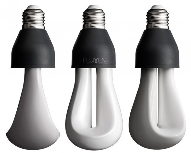 Pulmen 002 energy efficient light bulb by Nicolas Roope.