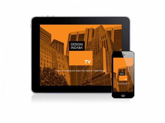 Introducing... Design Indaba TV App