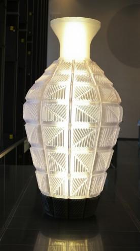 Lenses Vase by Dirk Vander Kooij.