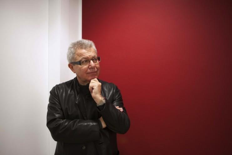 Daniel Libeskind Image: ©Davide Pizzigoni.