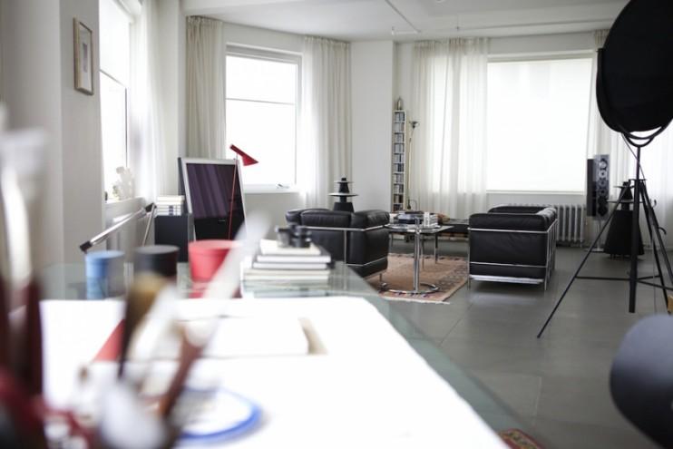 Daniel Libeskind's home. Image: ©Nicola Tranquillino.