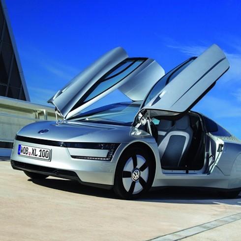 XL1 CAR by Volkswagen.