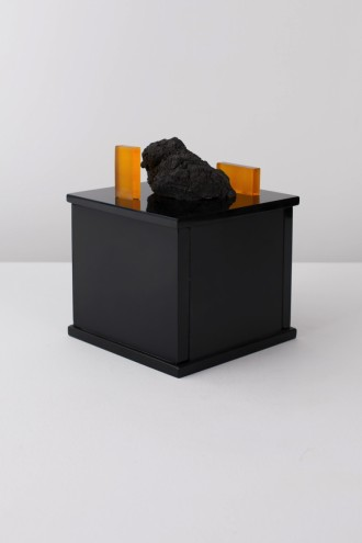 De Natura Fossilium collection: Box by Studio Formafantasma in collaboration with Gallery Libby Sellers. Image: Luisa Zanzani.