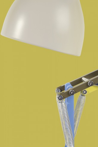 Anglepoise Type75 table lamp by Paul Smith and Anglepoise.