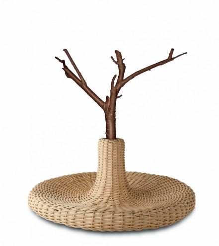 Vime centrepiece by the Campana brothers.