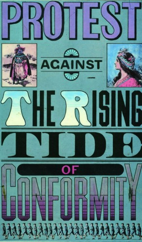 The Rising Tide by Seymour Chwast.