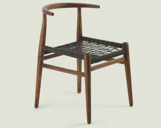 Nguni dining chair.