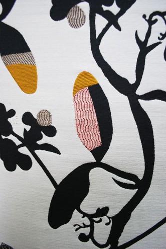 Detail of Eden by Hella Jongerius for Maharam.