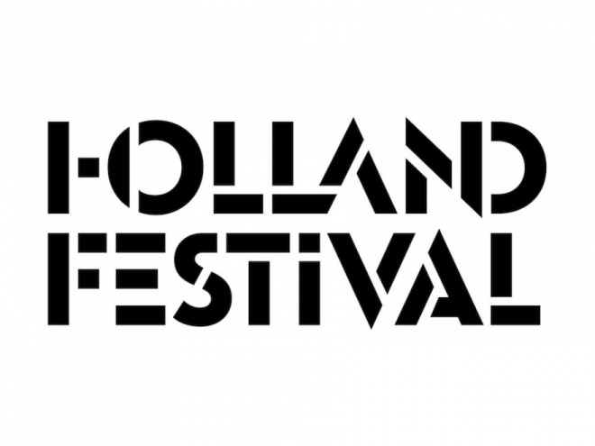 Holland Festival font and identity by Thonik.
