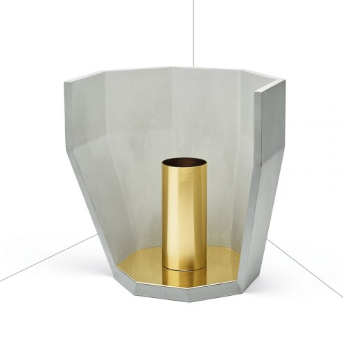 Multifacet collection: Flower Vase by Matali Crasset for LCDA.