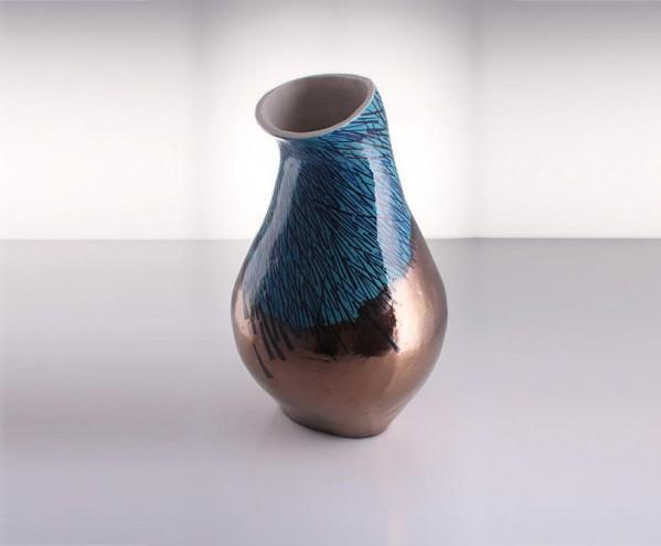 Echo from Martine Jackson and Galia Gluckman's collaboration pots.