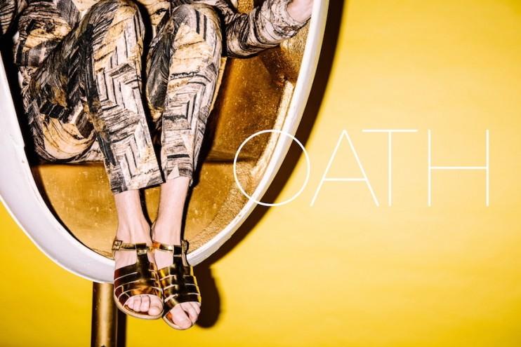 Fashion brand OATH.