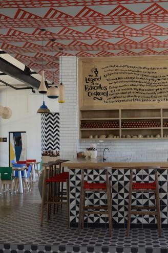Nando's Central Kitchen.