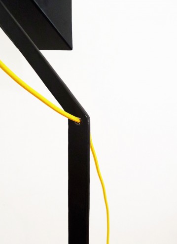 20 Eight's stand-alone lamp.