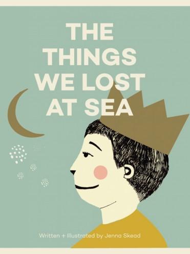 The things we lost at sea by Jenna Skead Designer and Storybook Maker Design Indaba Emerging Creatives 2015