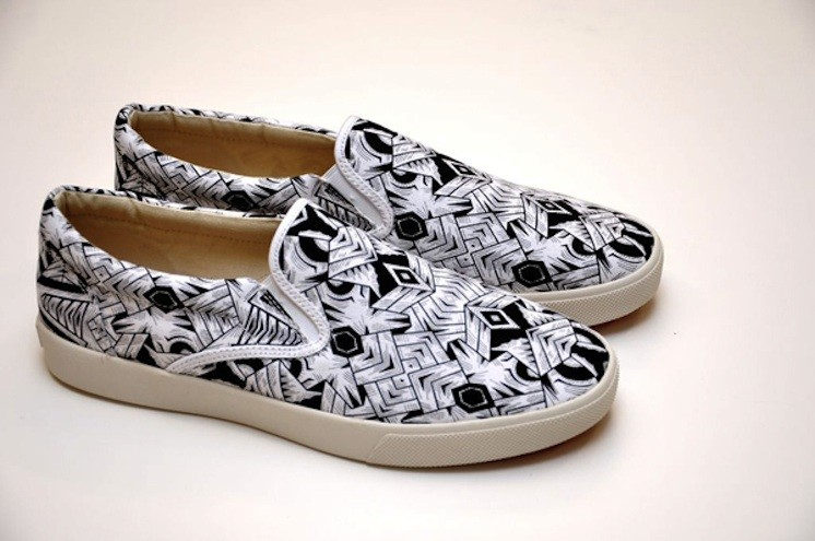 Tokeria for BucketFeet.