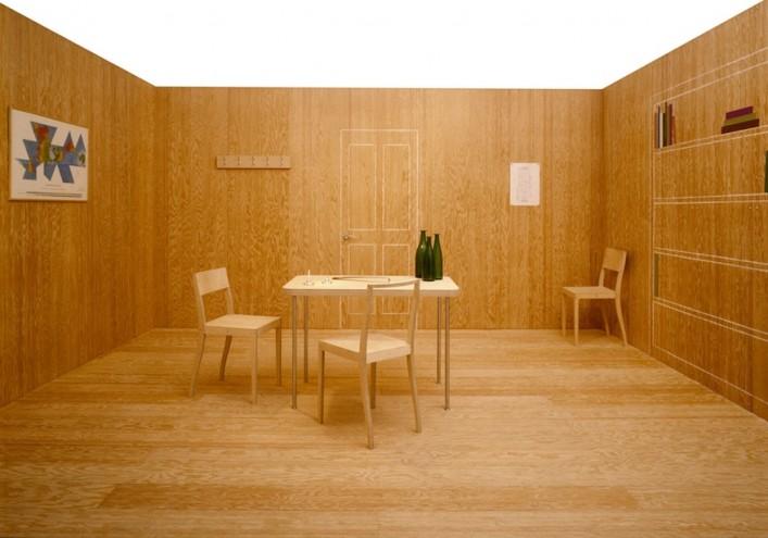 """Thingness"", a retrospective exhibition by Jasper Morrison."