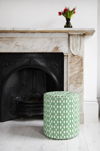 Eva Sonaike, a London based lifestyle brand, has produced the Falomo collection, another luxurious series of home accessories inspired by African architecture.