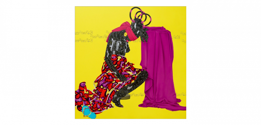 """""""Lost"""" by Eddy Kamuanga Illunga."""