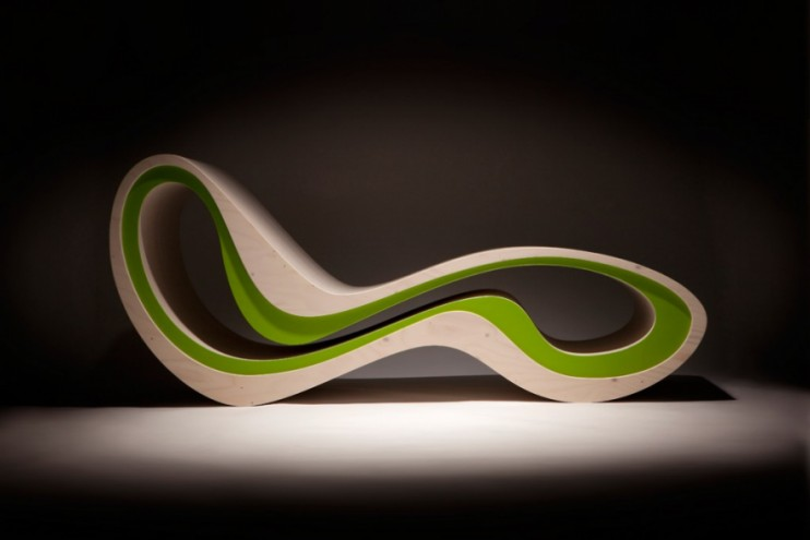 High Roller for Punkalive by Karim Rashid.