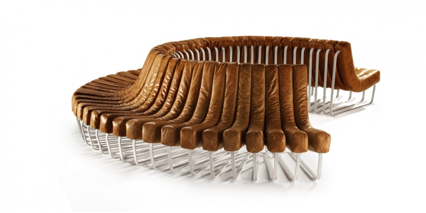 Songololo Sofa by Haldane Martin