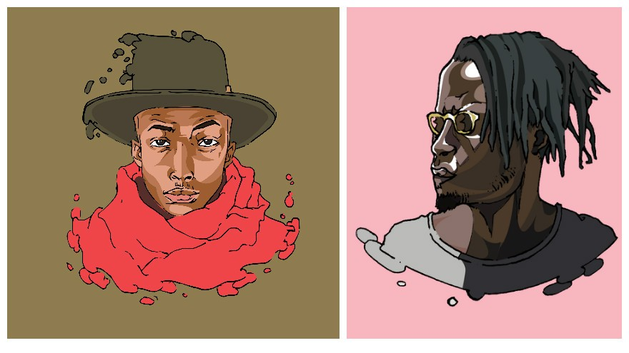 Illustrations by Monde Mabaso