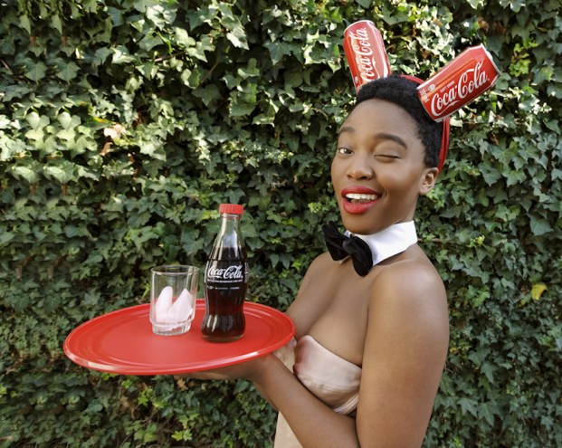 Tony Gum: Black Coca Cola, Bunny Girl