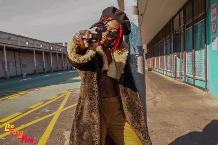 Tatenda Wekwa Tenzi as Blaq Beauty