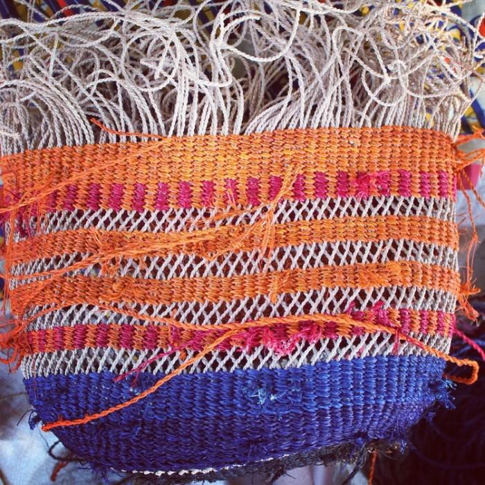 A A K S handmade handbags.