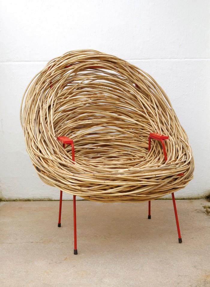 The Nest Chair by Porky Hefer.