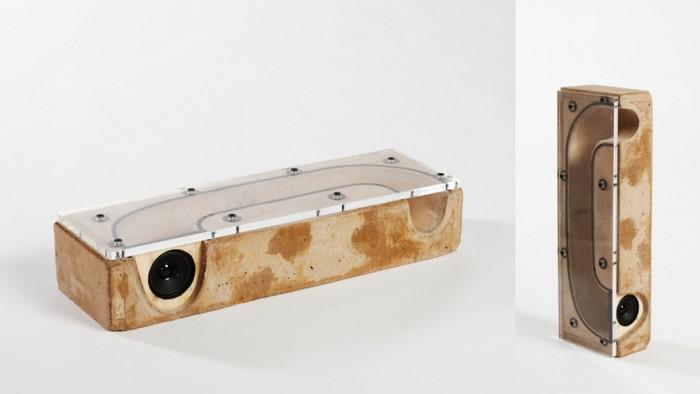 Industrial design:  Martin Bolton and Craig Tyndall.