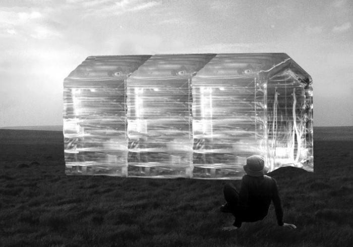 Post Disaster House by Anna Rita Emili.