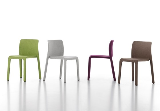 Dressed First chair by Stefano Giovannoni.