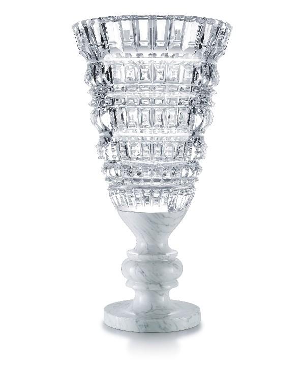 Rois de la Forêt collection vase by Marcel Wanders for Baccarat.
