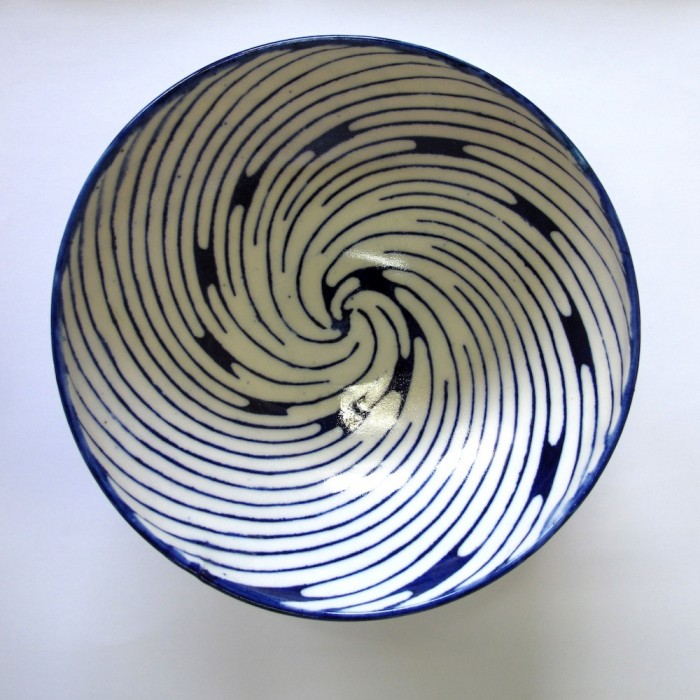 Spaghetti Bowls by Marjorie Wallace.