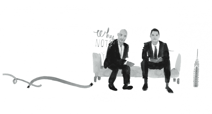 Andrew Whitehouse and Matthew Bull. Illustration Katrin Coetzer.